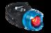 RFR Diamond - Éclairage avant - red LED bleu/noir